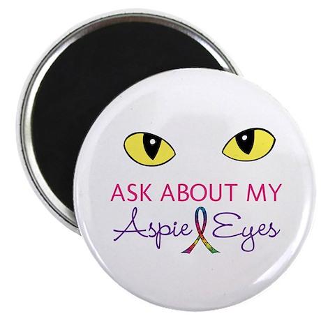 Aspie Eyes Magnet