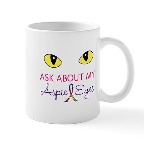 Aspie Eyes Mug