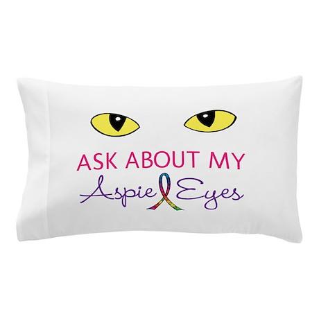 Aspie Eyes Pillow Case