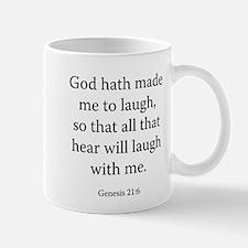 Genesis 21:6 Mug