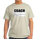 Coach: Light T-Shirt
