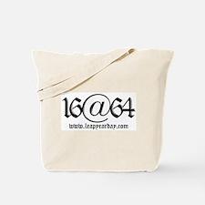 16@64 Tote Bag