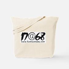 17@68 Tote Bag