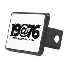 19@76 Rectangular Hitch Cover