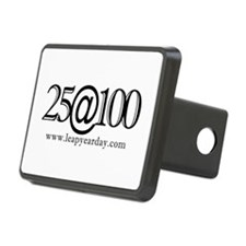 25@100 Rectangular Hitch Cover