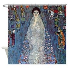 Gustav Klimt Baroness Elizabeth Shower Curtain