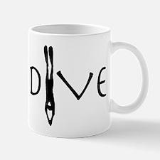 Free Dive Mug