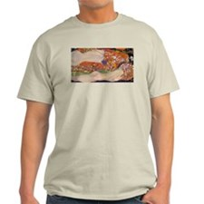 Gustav Klimt Water Serpents T-Shirt