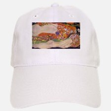 Gustav Klimt Water Serpents Baseball Baseball Cap