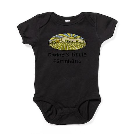 Daddy's Little Farmhand Body Suit