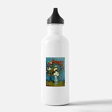 Van Gogh Cornflowers And Poppies Water Bottle