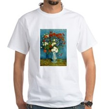Van Gogh Cornflowers And Poppies Shirt