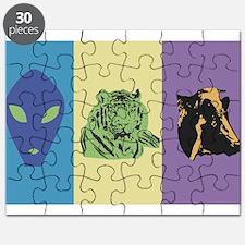 Unique Improv Puzzle