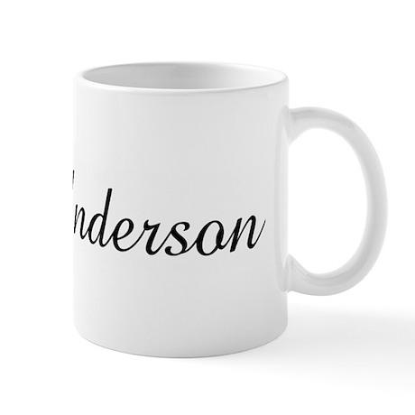 Mrs. Anderson Mug