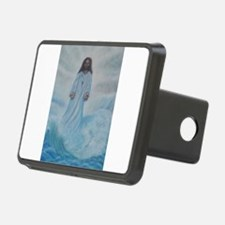 Jesus Walking On Water Hitch Cover