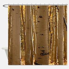 Aspens Shower Curtain