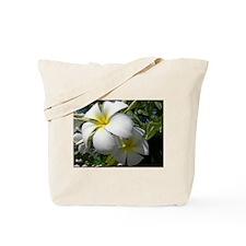 Tiare Flowers Tote Bag