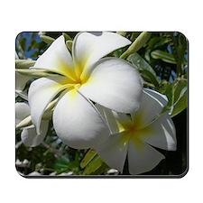 Tiare Flowers Mousepad