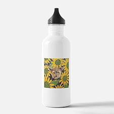 """""""Morkie"""" Water Bottle"""