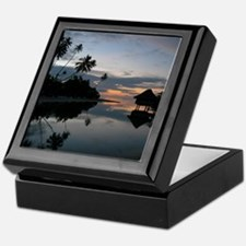 Moorea Sunset Keepsake Box