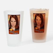 Shelly Walker Drinking Glass