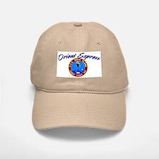 Orient Express Soft Baseball Baseball Cap