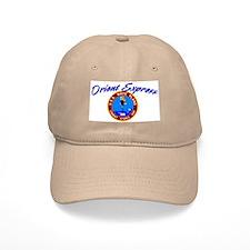 Orient Express Soft Baseball Cap