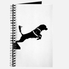 Portuguese Water Dog Jump Journal