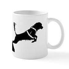 Portuguese Water Dog Jump Mug