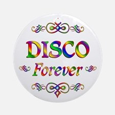 Disco Forever Ornament (Round)