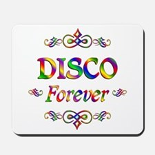 Disco Forever Mousepad