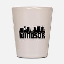 Windsor Skyline Shot Glass