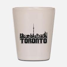 Toronto Skyline Shot Glass