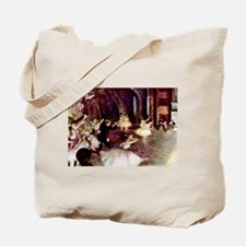 Edgar Degas Stage Trial Tote Bag