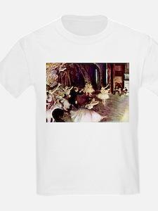 Edgar Degas Stage Trial T-Shirt