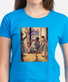 Edgar Degas Three Dancers Tee