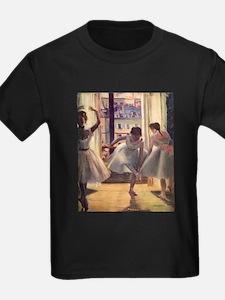 Edgar Degas Three Dancers T