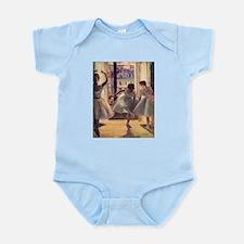 Edgar Degas Three Dancers Infant Bodysuit
