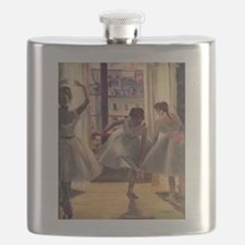 Edgar Degas Three Dancers Flask