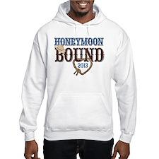 Honeymoon Bound 2013 Hoodie