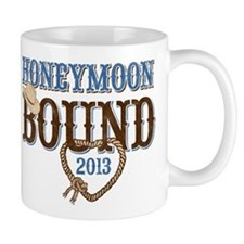 Honeymoon Bound 2013 Mug