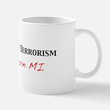Stop HomeGrown Terrorism Mug