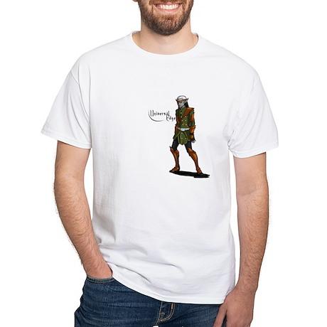 The Universal Edge: Captain Marutadast T-shirt