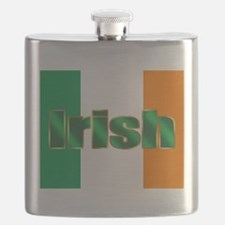 Irish Pride Flag Flask