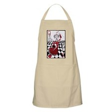 The Red Queen Apron