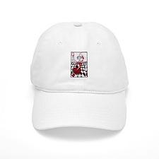 The Red Queen Baseball Cap