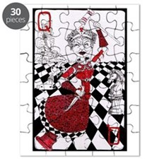 The Red Queen Puzzle