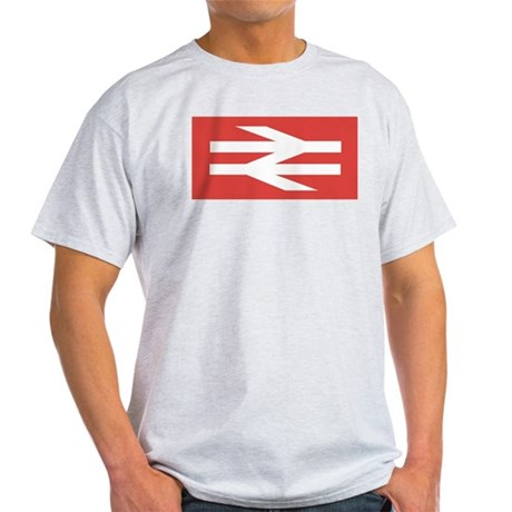 British Rail Logo Light T-Shirt