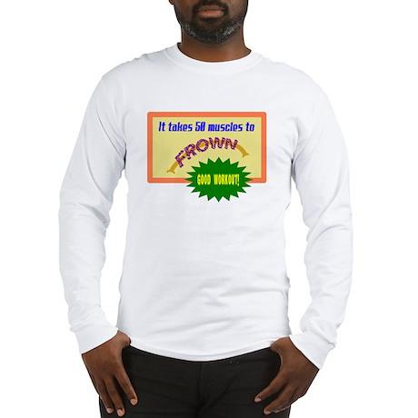 Good Workout/t-shirt Long Sleeve T-Shirt