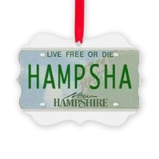 hampsha plate Ornament